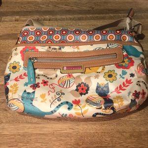 LILY BLOOM Cat lover 🐱 🐈 Crossbody bag